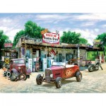 Puzzle  Sunsout-37179 XXL Pieces - Route 66 General Store