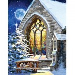 Puzzle  Sunsout-37346 XXL Pieces - The Macneil Studio - Christmas Manger