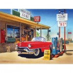 Puzzle  Sunsout-37460 XXL Pieces - Onward Store Gas Station