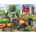 Puzzle  Sunsout-37661 XXL Pieces - Farm Life