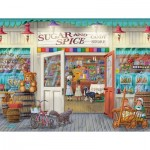 Puzzle  Sunsout-38653 XXL Pieces - Sugar and Spice