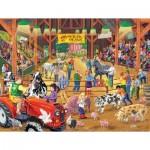 Puzzle  Sunsout-38713 XXL Pieces - 4 H Fair