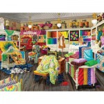 Puzzle  Sunsout-38879 XXL Pieces - Sewing Store Companions