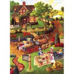 Puzzle  Sunsout-38883 XXL Pieces - Joseph Burgess - Mary's Quilt Country