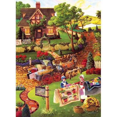 Puzzle Sunsout-38883 XXL Pieces - Joseph Burgess - Mary's Quilt Country