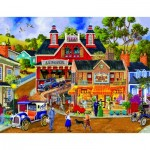 Puzzle  Sunsout-38971 XXL Pieces - Joseph Burgess - Jerrigan Bros General Store