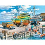 Puzzle  Sunsout-39351 XXL Pieces - Sisters of the Sea