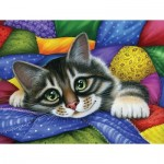 Puzzle  Sunsout-39443 XXL Pieces - Colorful Patchwork