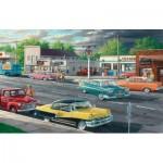 Puzzle  Sunsout-39659 Ken Zylla - St Michaels