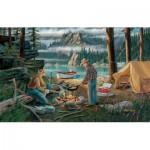 Puzzle  Sunsout-39689 XXL Pieces - Alaska Adventure
