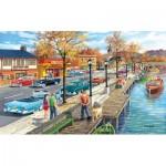 Puzzle  Sunsout-39780 XXL Pieces - Shoreview Drive
