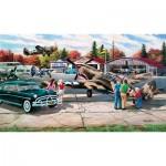 Puzzle  Sunsout-39802 Ken Zylla - Warbird Rally