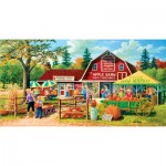 Puzzle  Sunsout-39811 XXL Pieces - Harvest Market