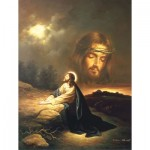 Puzzle  Sunsout-40010 XXL Pieces - Praying at Gethsemane