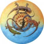 Puzzle  Sunsout-40067 XXL Pieces - Mimbre Journeys
