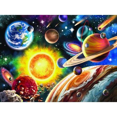 Puzzle Sunsout-42916 Solar System