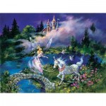 Puzzle  Sunsout-43932 XXL Pieces - Castles