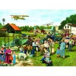 Puzzle  Sunsout-44234 XXL Pieces - Barnstormers