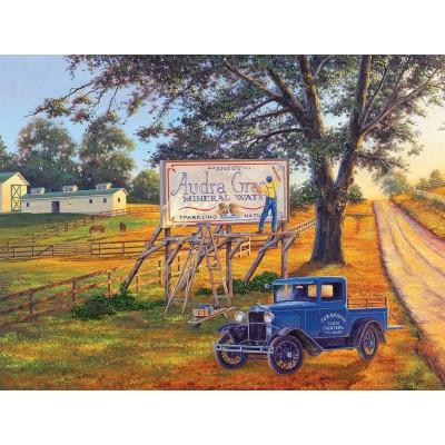 Puzzle Sunsout-44357 XXL Pieces - The Sign Painter