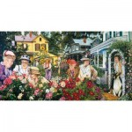 Puzzle  Sunsout-44391 XXL Pieces - Garden Club Ladies