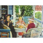 Puzzle  Sunsout-44674 XXL Pieces - The Fly