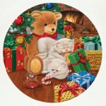 Puzzle  Sunsout-45891 XXL Pieces - Waiting for Midnight