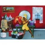 Puzzle  Sunsout-46869 XXL Pieces - Hattie's Delight