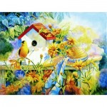 Puzzle  Sunsout-47191 XXL Pieces - Kathleen Denis - A Song for a New Day