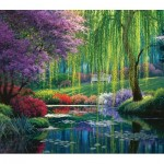 Puzzle  Sunsout-48516 XXL Pieces - Willow Pond