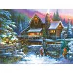 Puzzle  Sunsout-49060 XXL Pieces - A Family Tradition