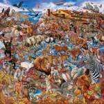 Puzzle  Sunsout-50082 XXL Pieces - Noah's Clearing