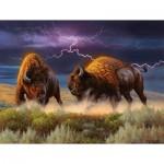 Puzzle  Sunsout-50110 XXL Pieces - Thunderstruck