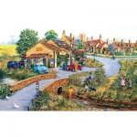 Puzzle  Sunsout-50415 XXL Pieces - Bridge Motors