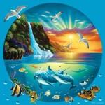 Puzzle  Sunsout-52340 Jeff Wilkie - Majestic Sanctuary