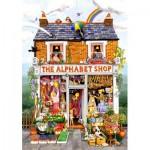 Puzzle  Sunsout-52430 XXL Pieces - The Alphabet Shop