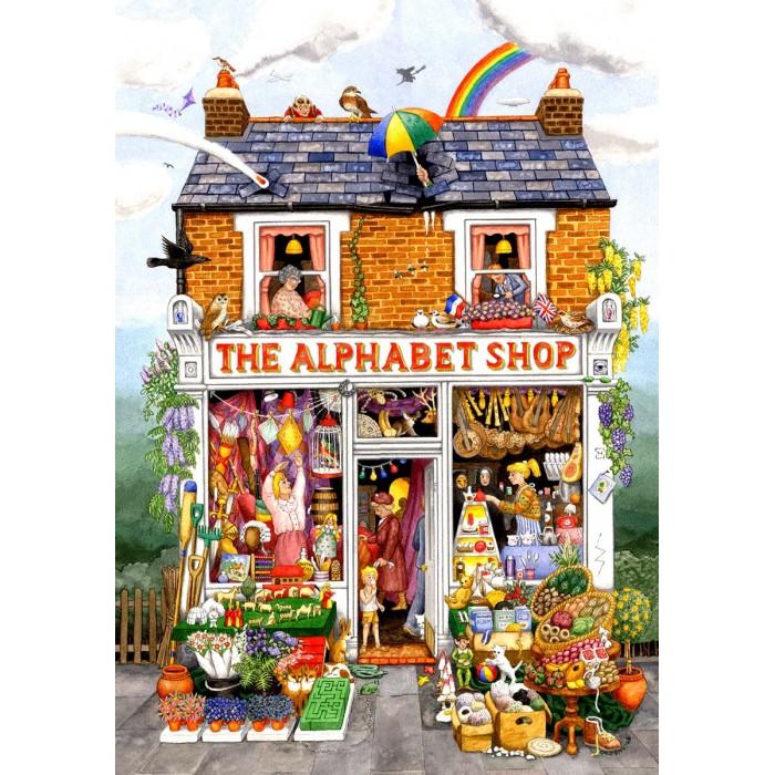 XXL Pieces - The Alphabet Shop