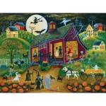 Puzzle  Sunsout-54776 XXL Pieces - Ho Down Barn Dance