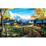 Puzzle  Sunsout-55162 Chuck Black - Western Lifestyle