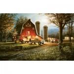 Puzzle  Sunsout-55193 Chuck Black - Harvest Nights