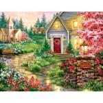 Puzzle  Sunsout-57225 XXL Pieces - Dona Gelsinger - Serenity Lane