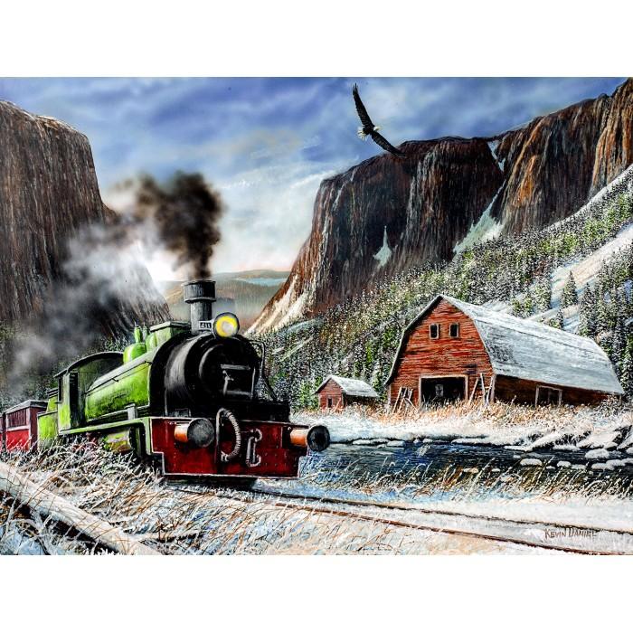 Kevin Daniel - Canyon Express