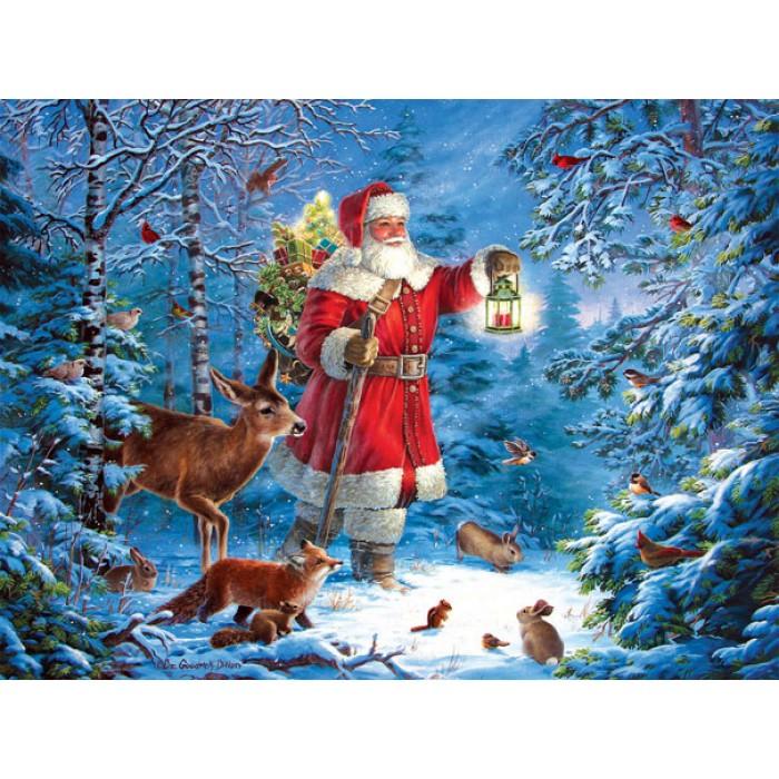 Liz Goodrick-Dillon - Wilderness Santa
