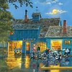 Puzzle  Sunsout-60216 Dave Barnhouse - Sam's Place 2