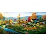 Puzzle  Sunsout-60233 Dave Barnhouse - Yardwork