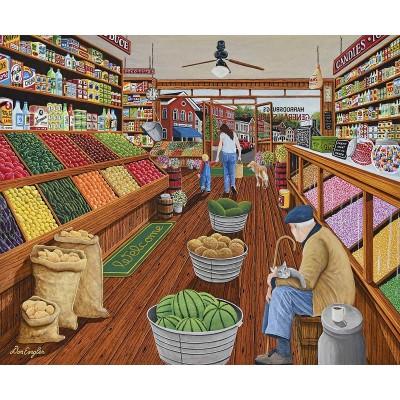Puzzle Sunsout-60338 XXL Pieces - The Shop Keeper