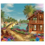 Puzzle  Sunsout-61559 XXL Pieces - Island Dreams