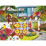 Puzzle  Sunsout-62927 XXL Pieces - Serene Summer