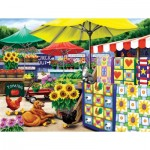 Puzzle  Sunsout-63007 XXL Pieces - Farm Stand