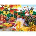Puzzle  Sunsout-63021 XXL Pieces - Welcome Autumn