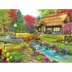 Puzzle  Sunsout-66584 XXL Pieces - Welcome Home